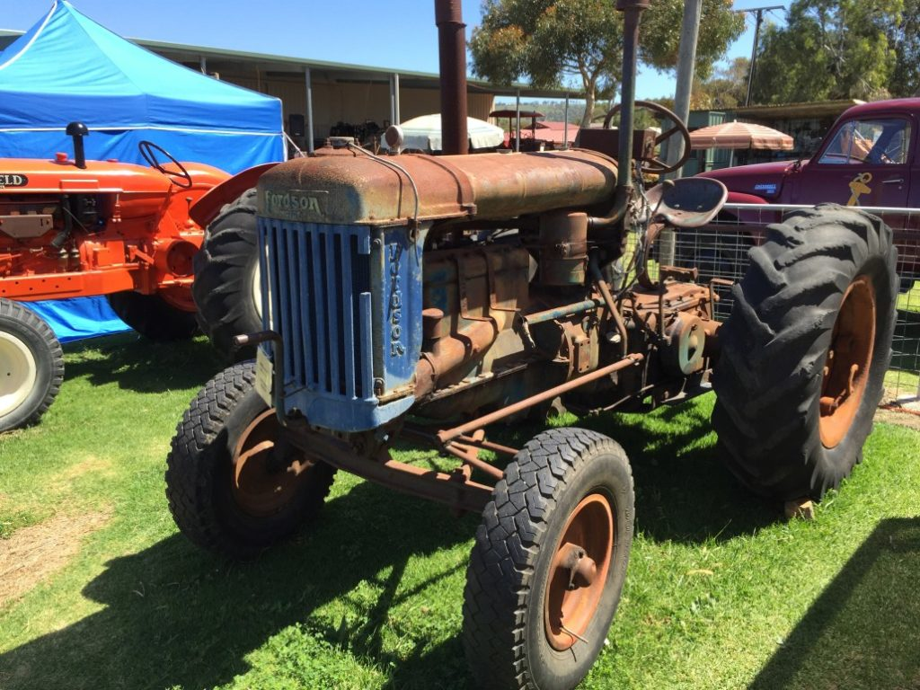 Another Old Tractor
